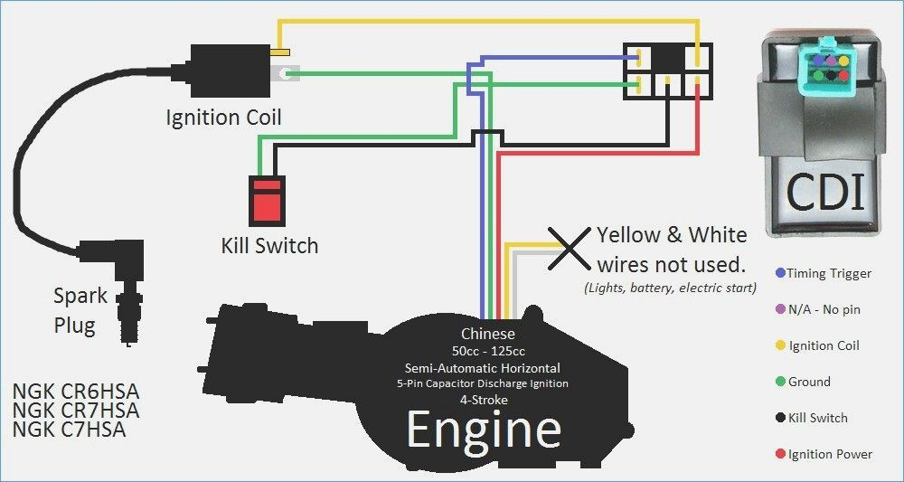 Ignition Kill Switch Wiring Schematic And Wiring Diagram Kill Switch Motorcycle Wiring Electrical Wiring Diagram