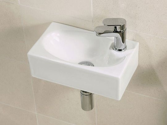Small Space Solutions Tiny Bathroom Sinks  Cloakroom Basin Endearing Small Bathroom Sinks Uk 2018