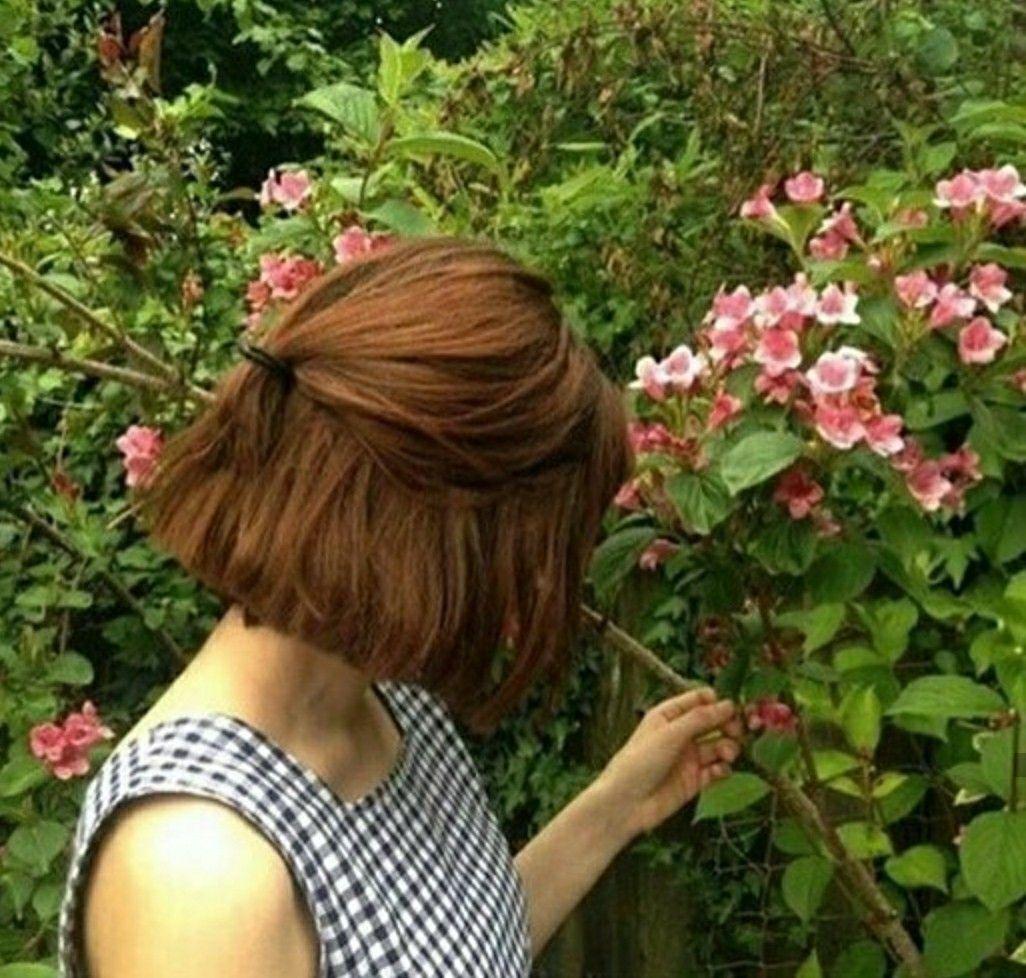 ♡ pinterest // sadwhore ♡ | flora | Hair inspo 2018, Hair