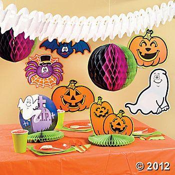 Halloween Decorating Kit - Oriental Trading Evani\u0027s birthday party