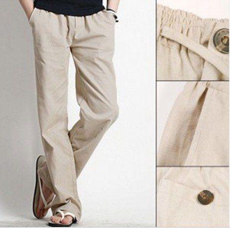 34434c4f177 Men s Linen Pants