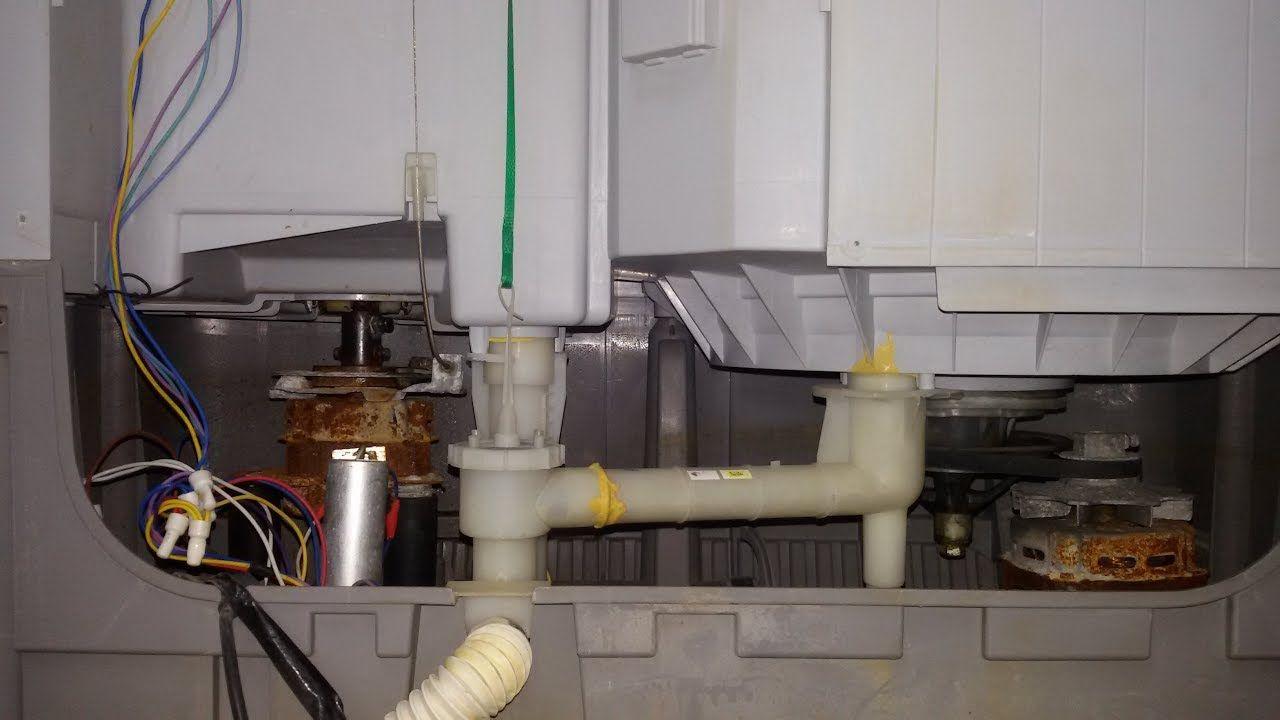 شرح الاجزاء الميكانيكية والكهربائية للغسالات العادية Explanation Of Part Home Appliances Vacuum Vacuum Cleaner