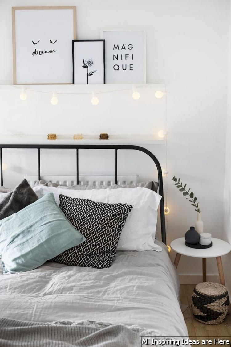 Stunning Bedroom Shelves Ideas | Cute table ideas ...