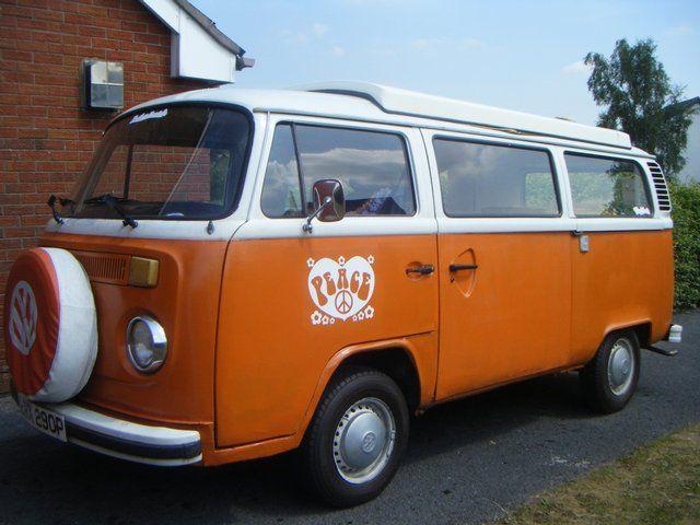 great prices wide varieties huge inventory VW 1976 T2 bay window campervan for sale | Used camper vans ...