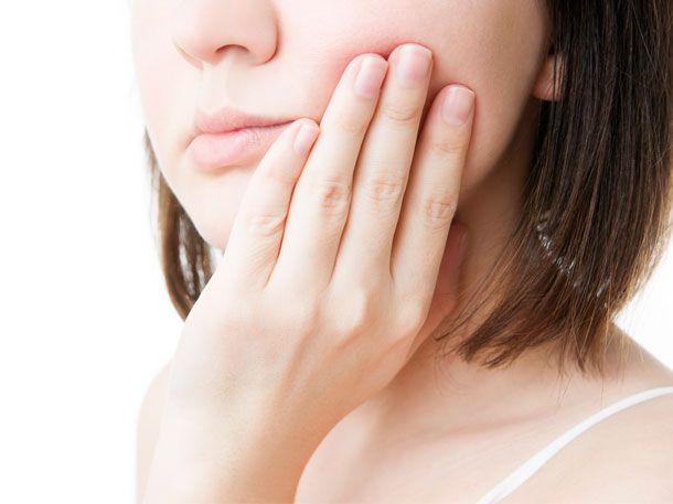 Eingerissene Mundwinkel Diese Tipps Helfen Wunderweib Eingerissene Mundwinkel Mundwinkel Zahnschmerzen
