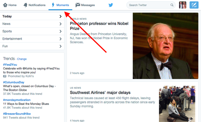 Introducing Twitter Moments: How to Navigate the Newest Feature http://blog.hubspot.com/marketing/twitter-moments?utm_content=buffer6a692&utm_medium=social&utm_source=pinterest.com&utm_campaign=buffer  http://tomblubaugh.net/services?utm_content=buffer8cb58&utm_medium=social&utm_source=pinterest.com&utm_campaign=buffer