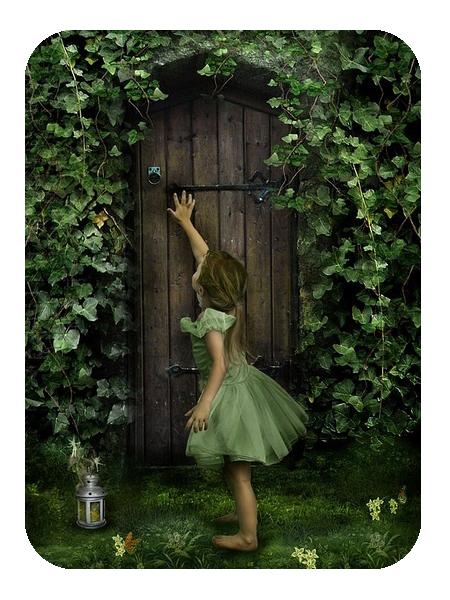 abriendo la puerta del jardin bilaketarekin bat datozen irudiak