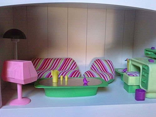 Mes premiers meubles Barbie -) Remember when Pinterest