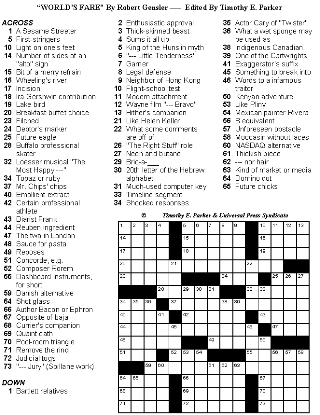Adaptable image intended for medium hard crossword puzzles printable