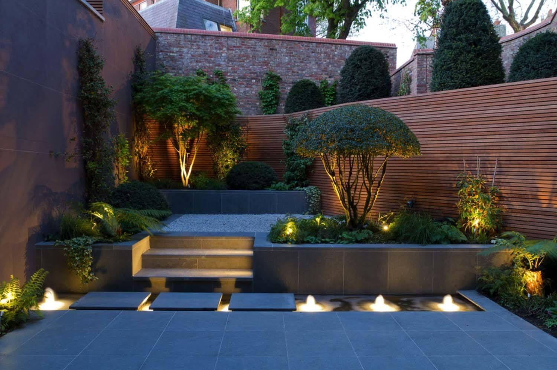 35 Modern Outdoor Patio Designs That Will Blow Your Mind Modern Outdoor Patio Backyard Garden Design Small Backyard Gardens