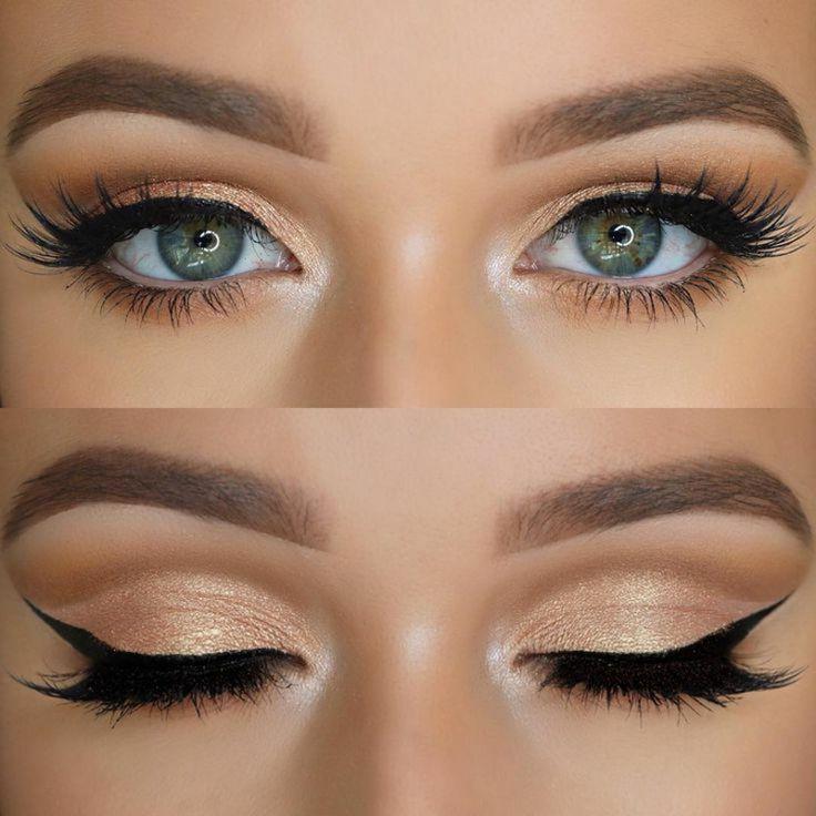 Photo of Blaue Augen Make-up Tag Make-up, #augen #blaue #makeuptutorial