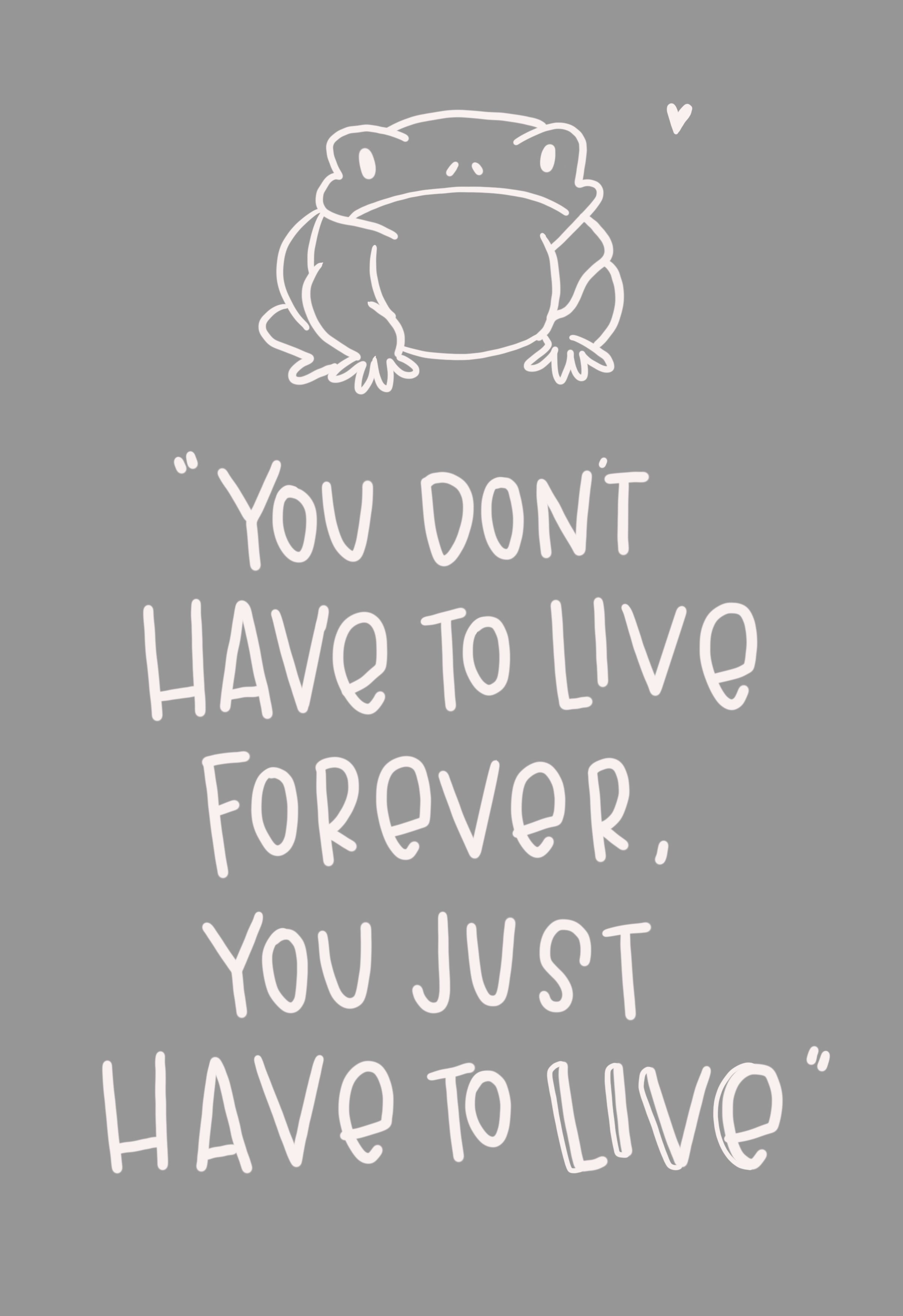 Tuck Everlasting Quote | A Little Bit of Everything | Tuck