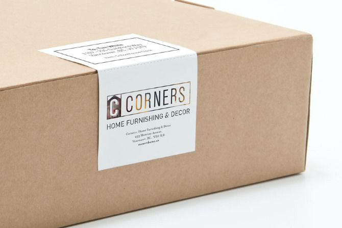 shipping label graphic design - Google Search Packaging Pinterest - mailing label designs