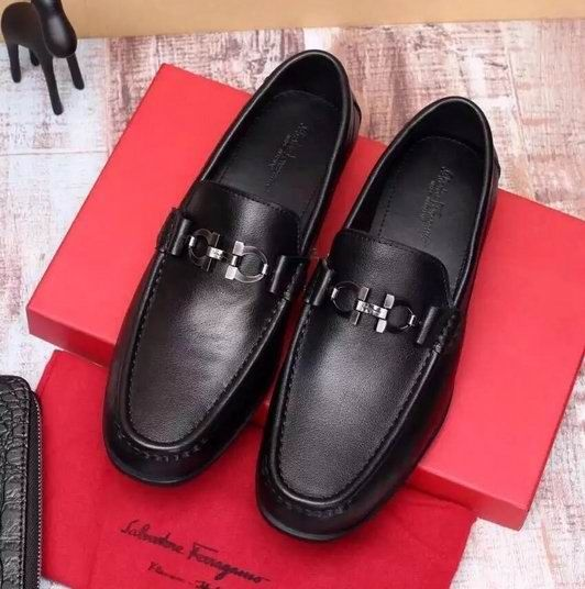 Ferragamo Gancio Bit Moccasin Black · Vintage ShoesLoaferMoccasinsShoe ...