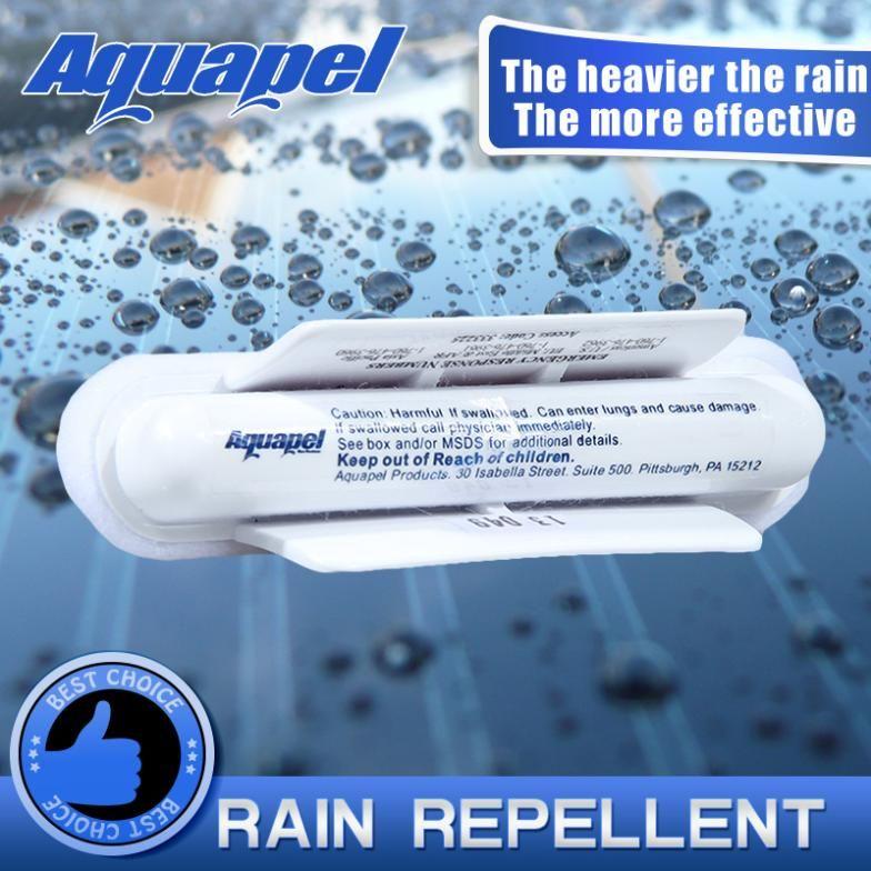 Rain On The Way Did You Consider Aquapel Glass Treatment Service