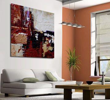 cuadros abstractos grandes dimensiones en nuestras