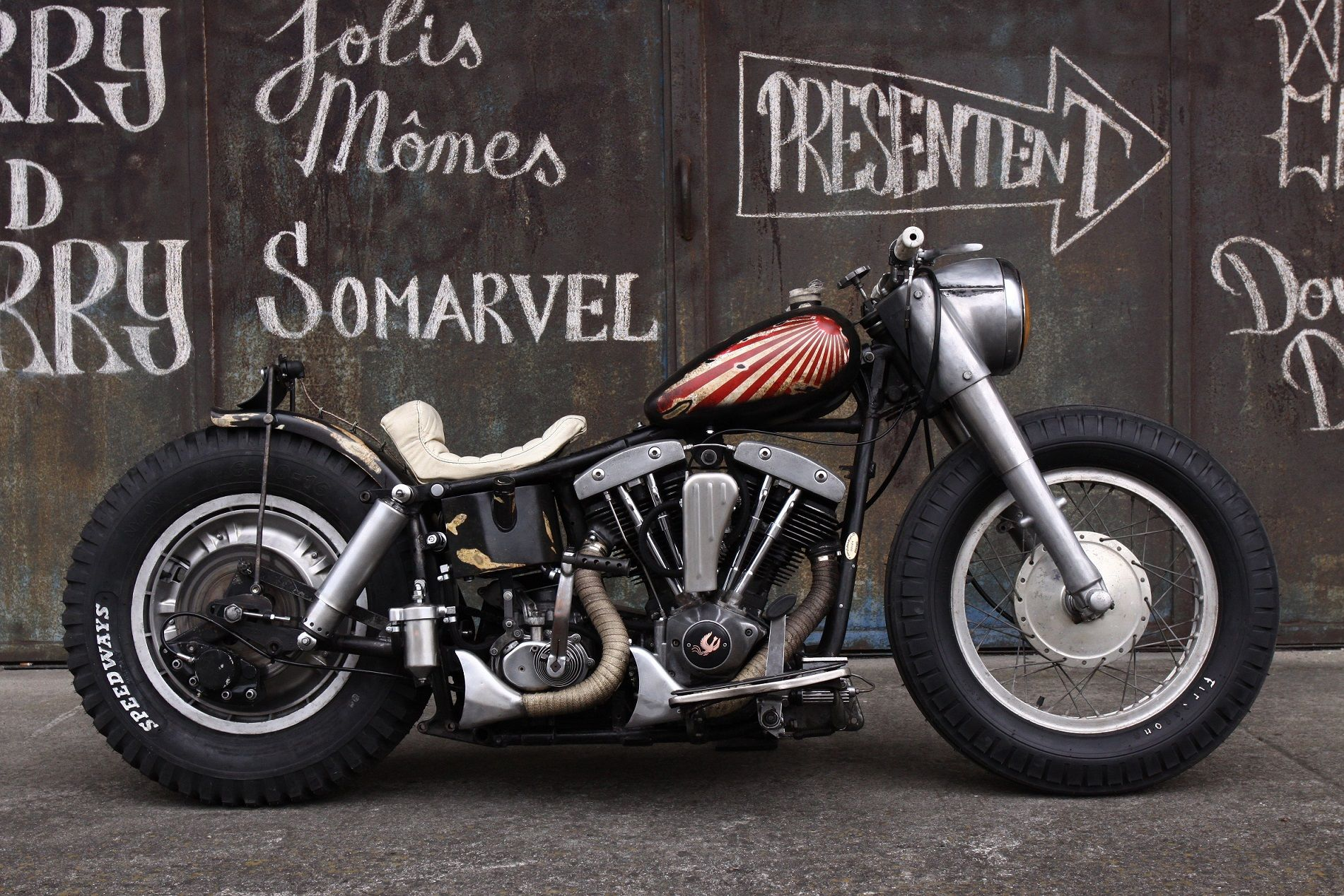 Bobber Chopper Motorcycle Httpwallpaperupcom920591Chopper Motorbike Custom Bike Motorcycle Hot Rod Rods Bobber