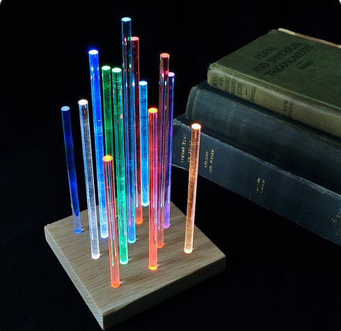 41 Coolest Night Lights To Buy Or Diy Rainbow Night Light Night Light Rainbow Light