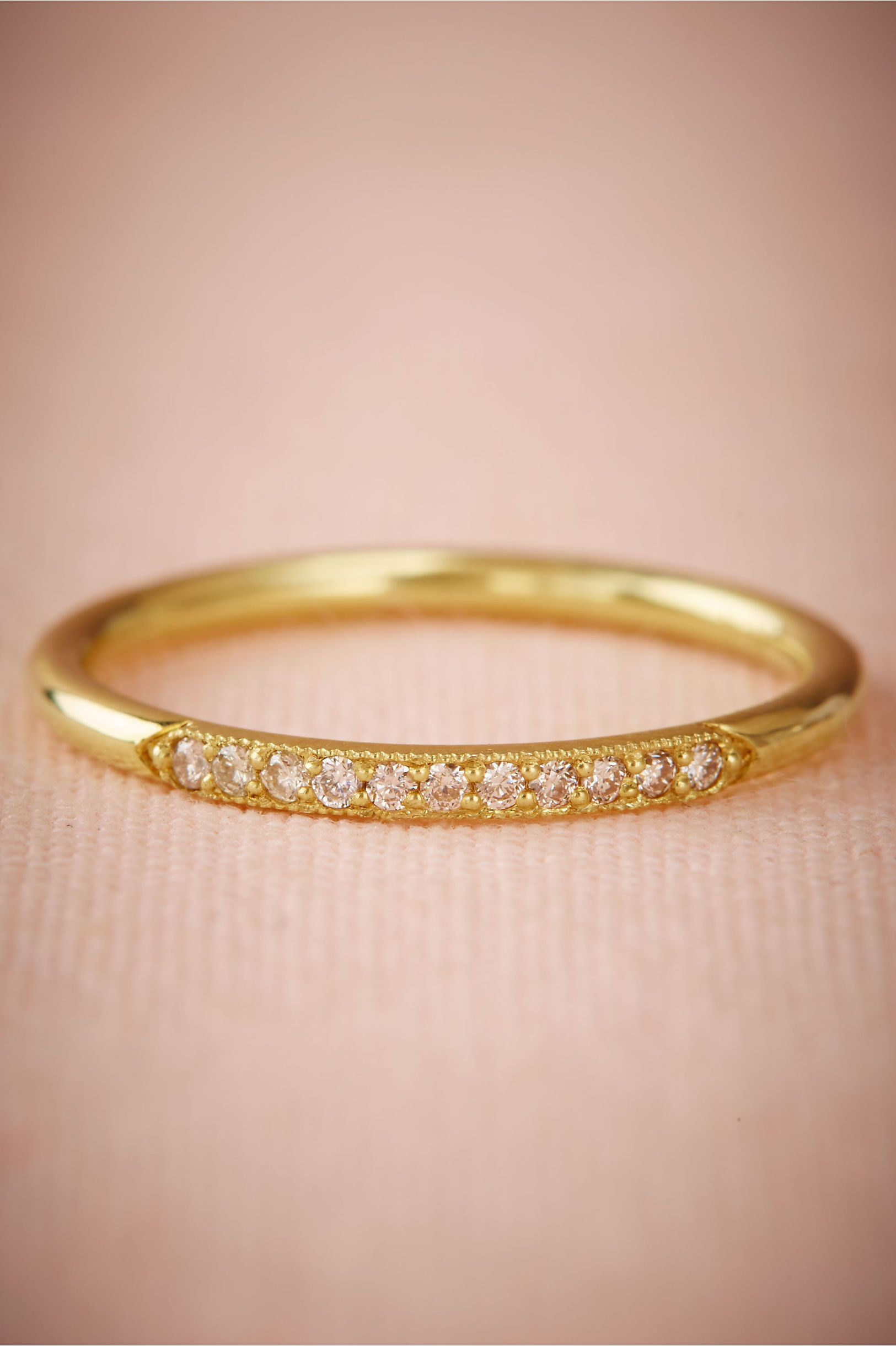 BHLDN\'s Ila Creada Ring in Yellow Gold | Products