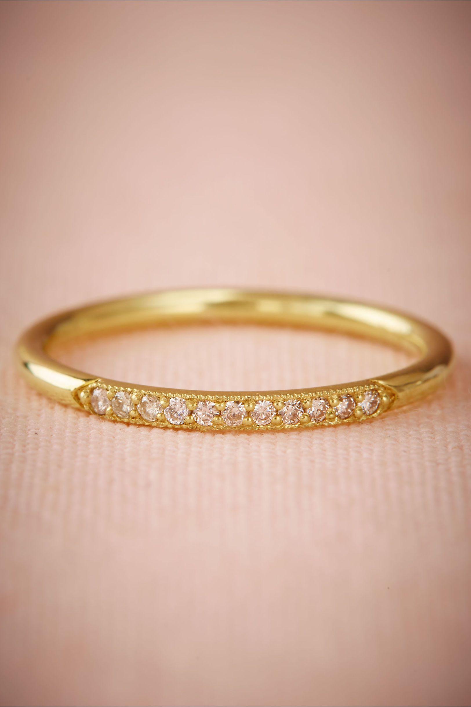 BHLDN\'s Ila Creada Ring in Yellow Gold | Products