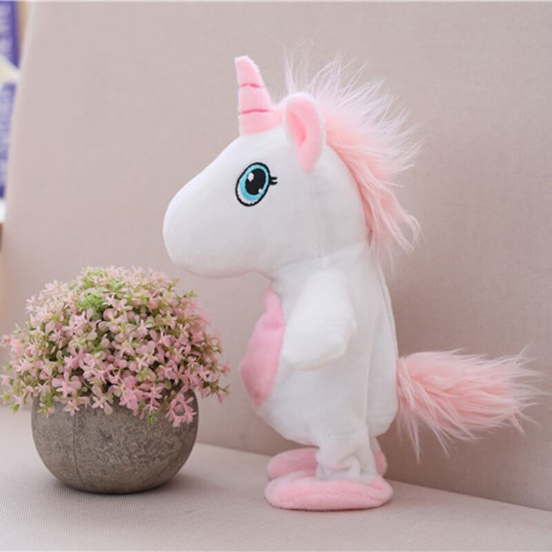 Cute Moving And Talking Unicorn Toy Interactive Unicorn Toys For