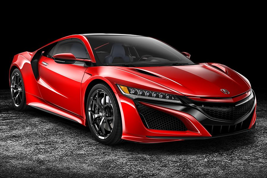 Acura Steps Back and Leaps Forward with the 2020 NSX ...