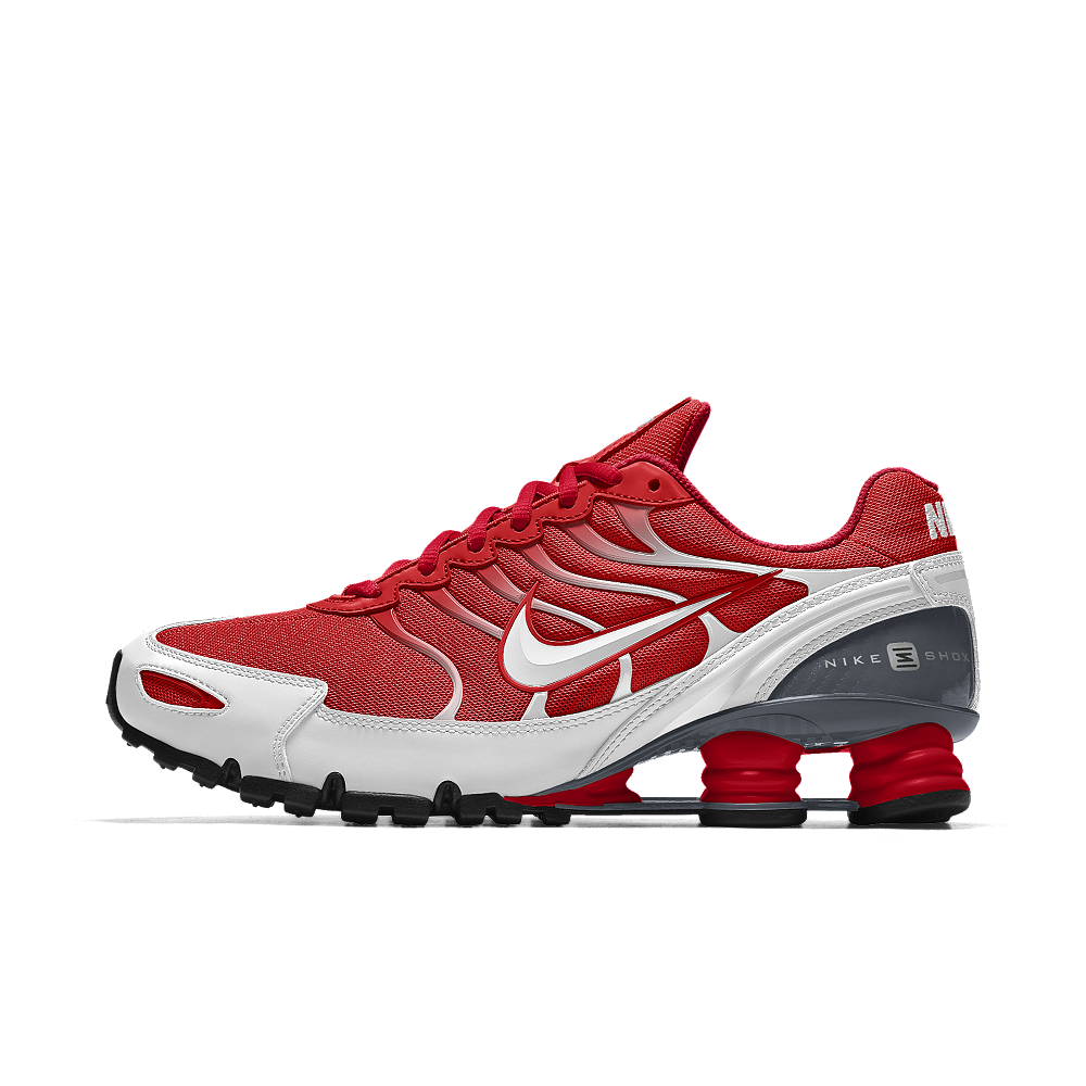 cheap for discount 7db20 d57e7 Nike Shox Turbo VI iD Women s Shoe Size 5.5 (Red)