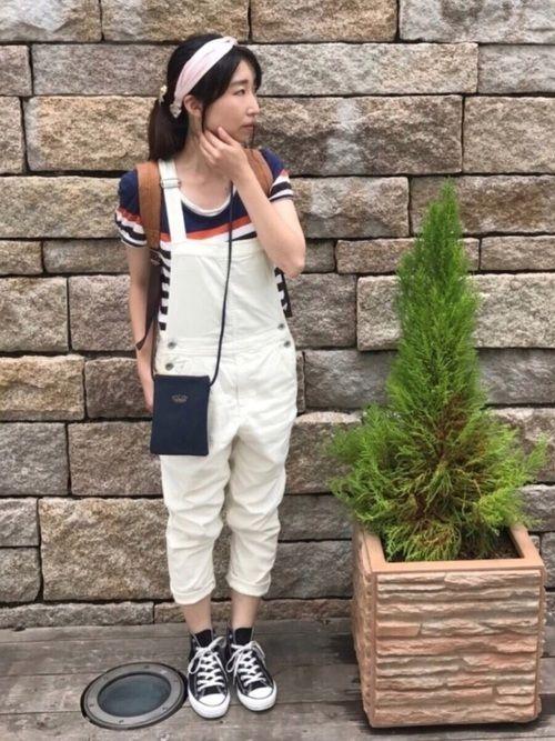 Tarosan Plain Clothingのヘアバンドを使ったコーディネート