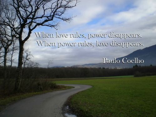 Quotes for fans of Paulo Coelho.