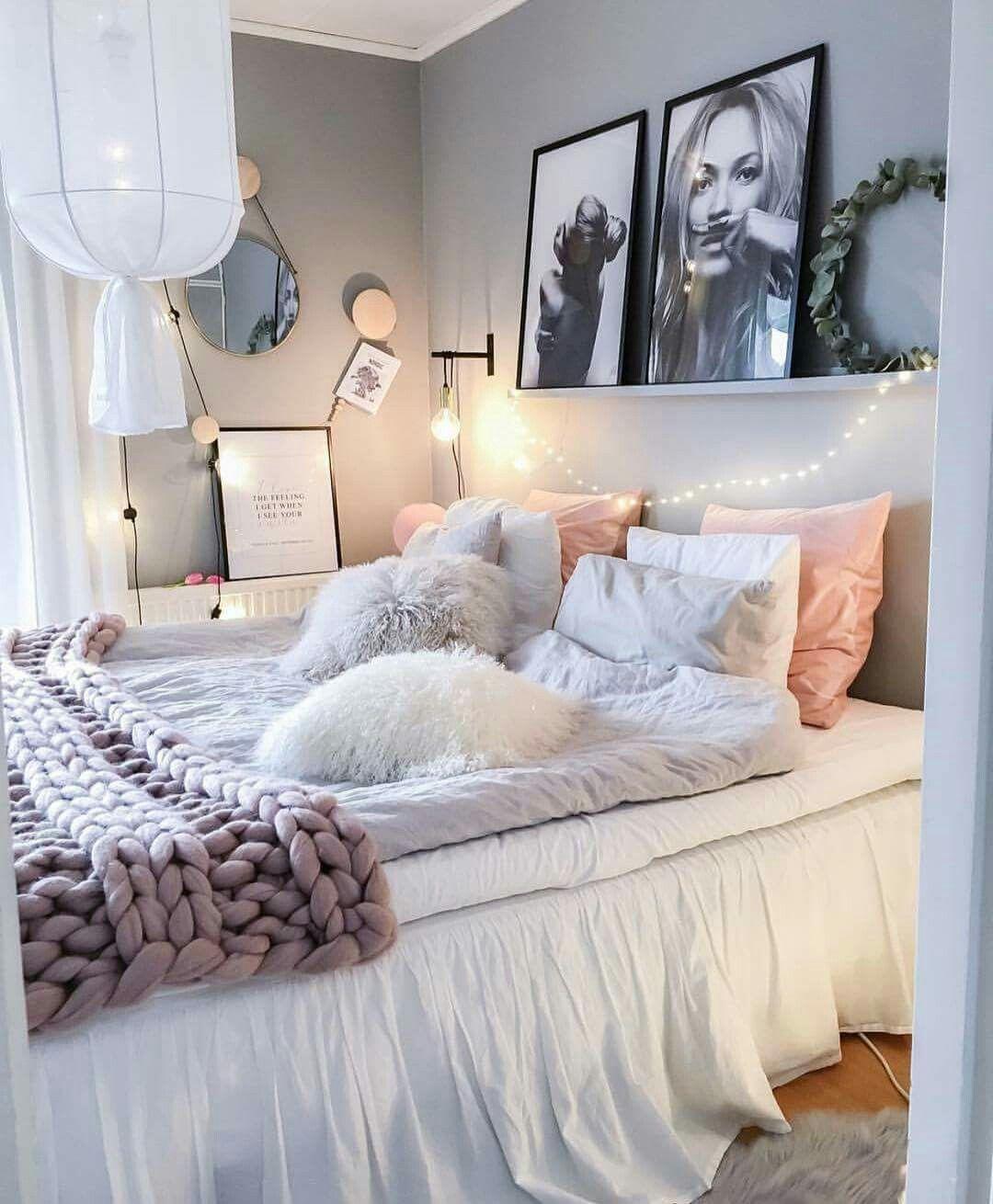 Pin van Liza🦄 op Rooms | Slaapkamerideeën ...