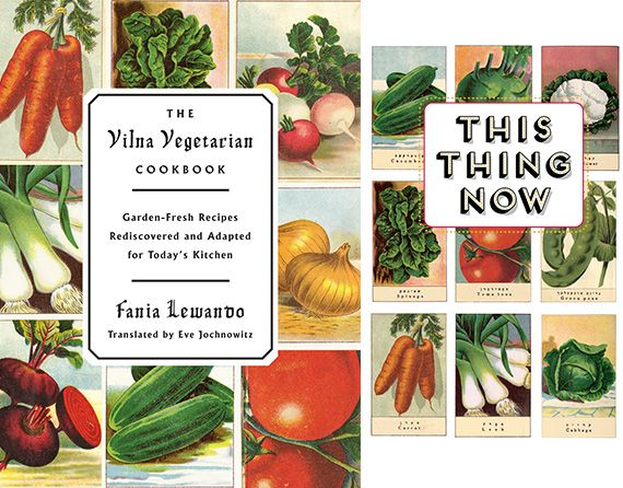 On trend 1930s jewish vegetarian food vegetarian cookbook a new english translation of the vilna vegetarian cookbook highlights innovative vegetable forward cooking forumfinder Choice Image