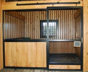 Horse Stall Design Ideas diy horse barn tool holders httphorseideologyfileswordpress horse barn design ideas Kentucky Tobacco Barn Turned Into Horse Barn Lucas Equine