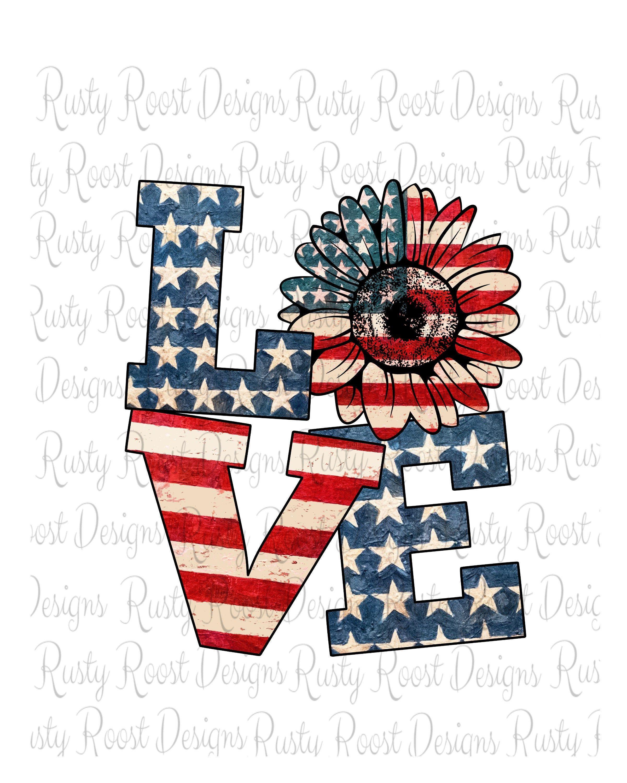 Digital image png instant download for sublimation Design des Tennessee American flag Sublimate Raise up down home