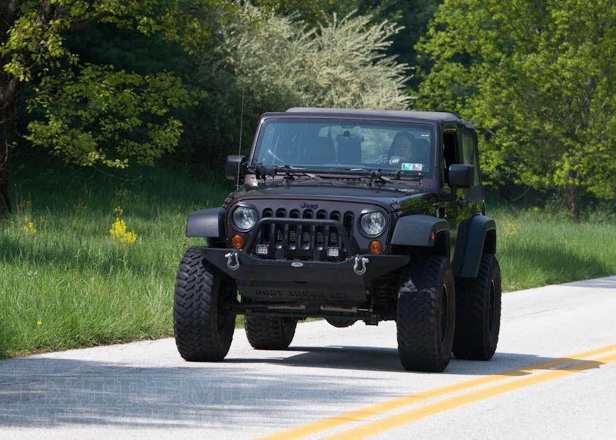 Extreme Terrain 2001 Jeep Wrangler Jeep Jeep Yj