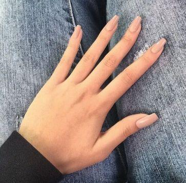 Fraude, engaños y mentiras francas sobre uñas hermosas Natural Simple Expuesto 5 – Hoy Pin