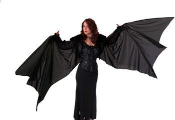 Costume Accessory Bat Wings Red Small-Medium  sc 1 st  Pinterest : bat costume accessories  - Germanpascual.Com
