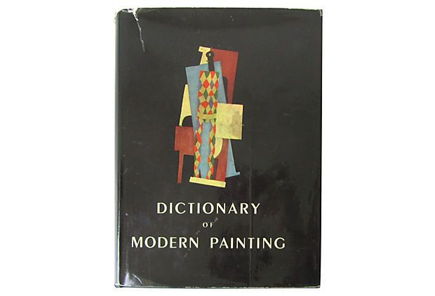 Dictionary of Modern Painting on OneKingsLane.com
