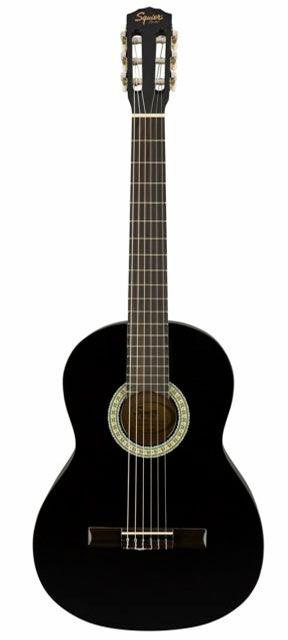 GUITARRA ACUSTICA FENDER SA-150N CLASICA NEGRAEl estilo del cuello es fácil para aprender a elegir con el dedo.Las guitarras acústicas de cuerdas de nylon son una excelente opción para los principiantes,...