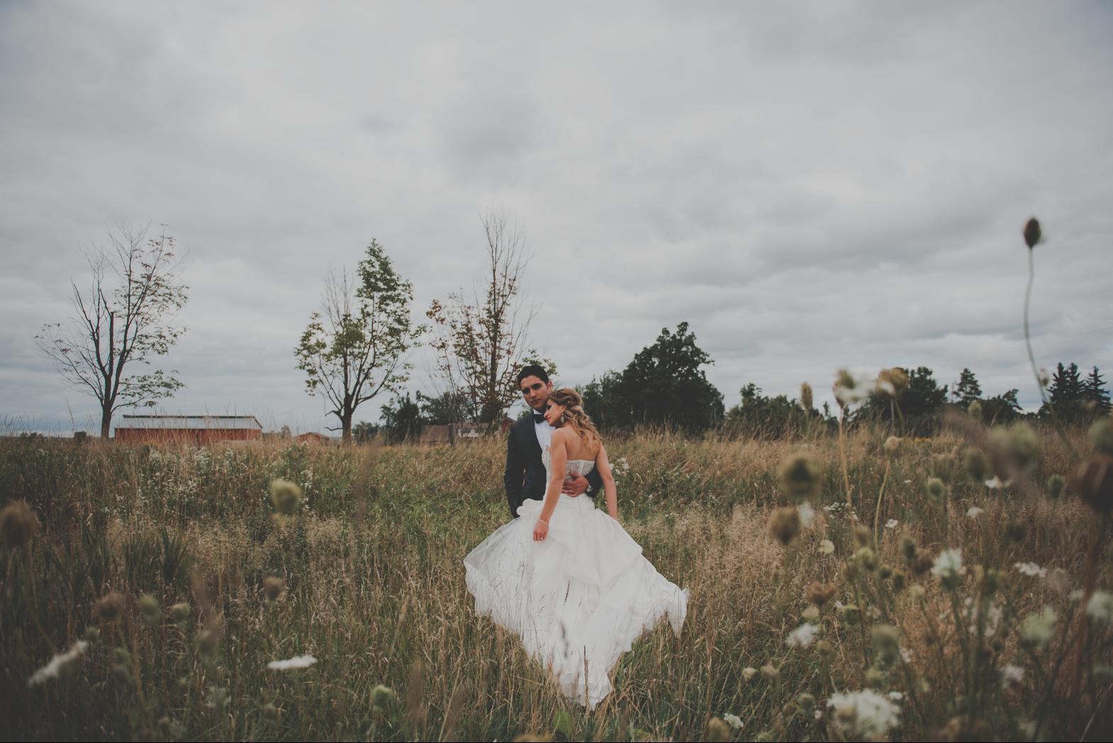 Wedding Documentary editorial
