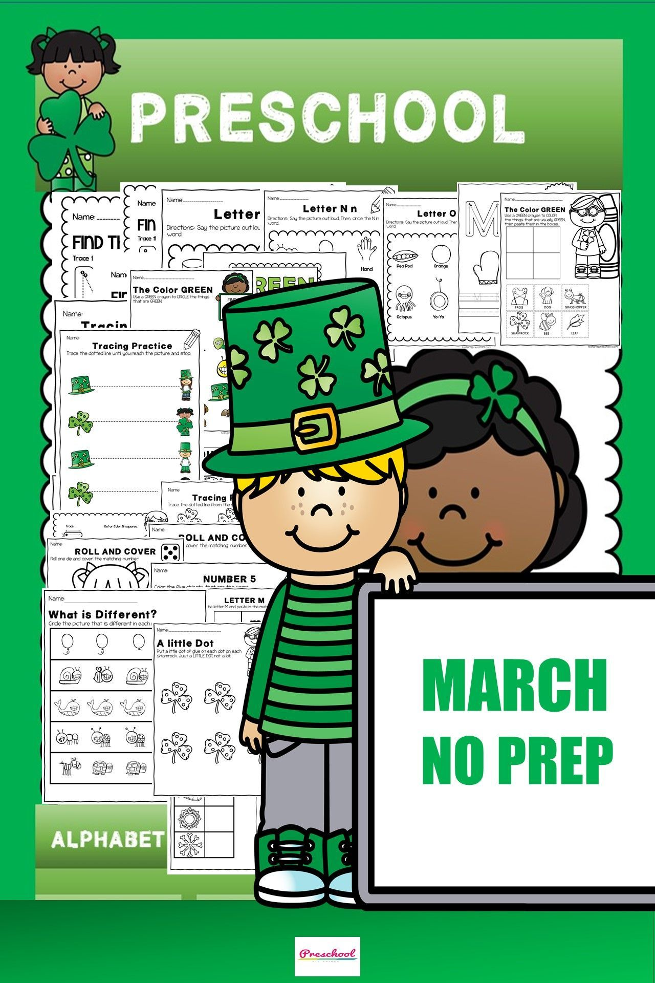 Are You Looking For Fun March Theme Activities For Your