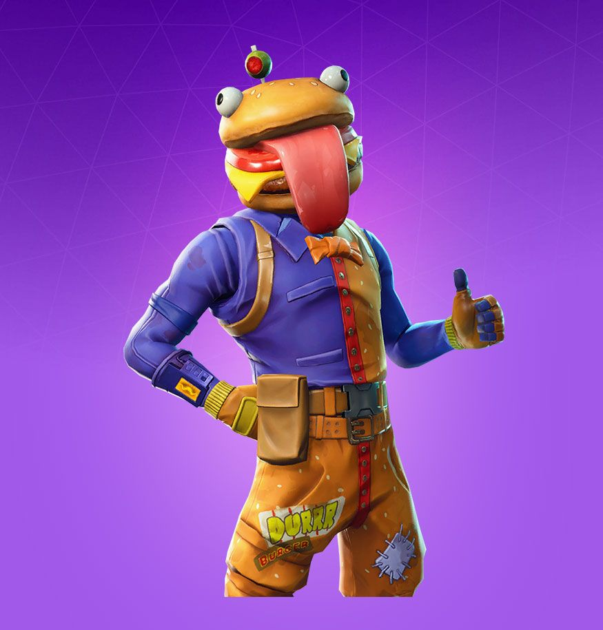 The Beef Boss Skin Is Very Reminiscent To Tomatohead While