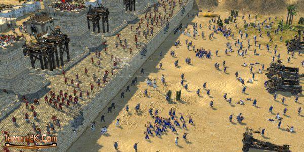 Stronghold: crusader скачать торрент бесплатно на pc.