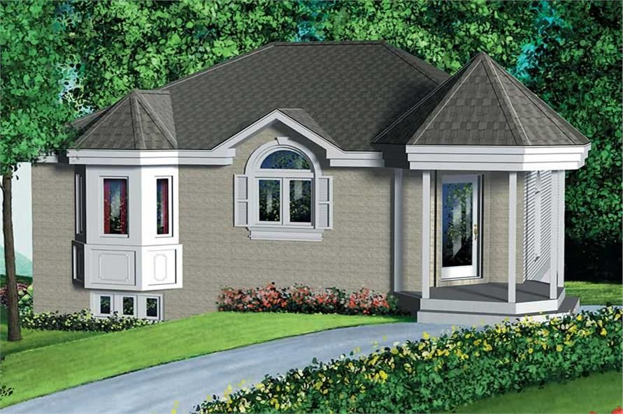 Small Traditional Bungalow House Plans Home Design Pi 08866 12616 Victorian House Plans Tiny House Exterior Modern Bungalow House