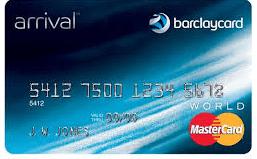 Barclays Card Arrival Plus World Elite Master Card Login Rewards Credit Cards Travel Credit Cards Best Travel Credit Cards