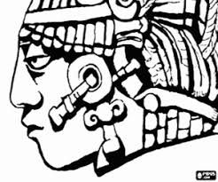 Resultado De Imagen Para Dibujos Mayas Patrones Dibujos Maya