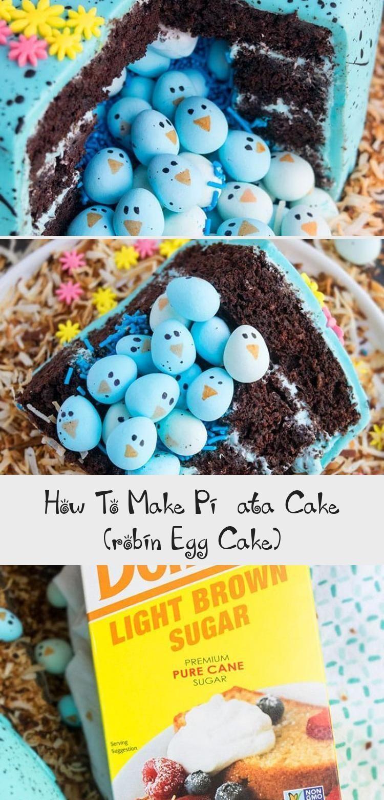 Photo of #cake #chi #Easter #Egg #filled #gedeckter