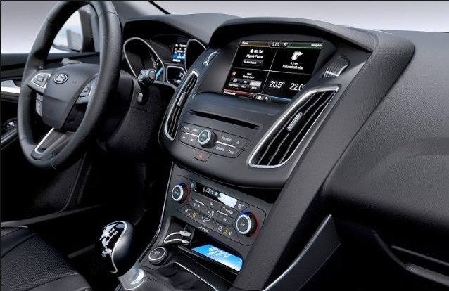 2018 Ford Mondeo Interior Design