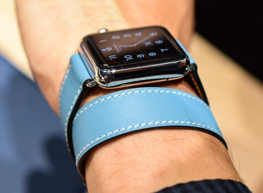 Apple Watch Hermes With New Straps Dials Ablogtowatch Apple Watch Fashion Watches Beautiful Watches