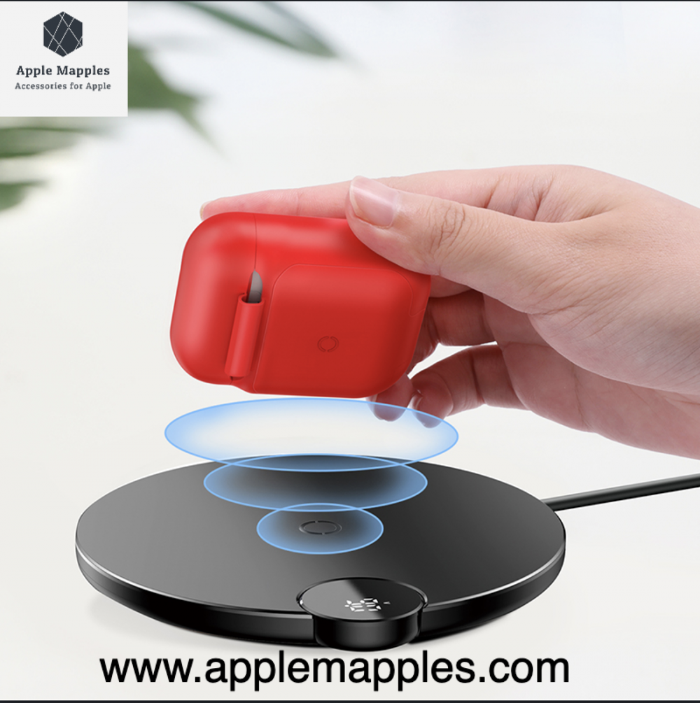 Hurry Up Sale Ends Soon Wireless Charger Case For Airpods Apple Products Air Pods Electronic Products
