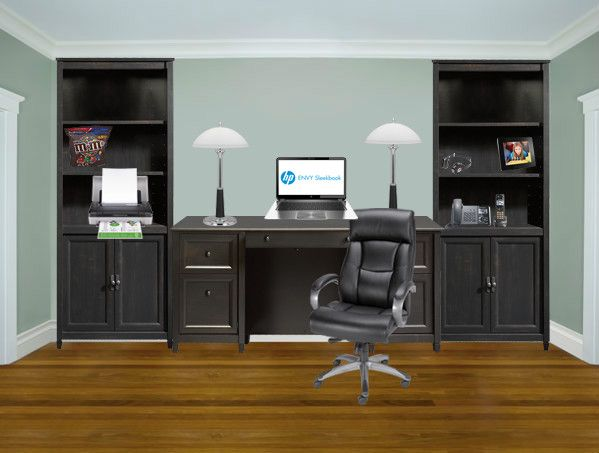 Check out my awesome dream office! Don't be jealous. Create your own with HP and Staples. https://apps.facebook.com/staplesdreamoffice